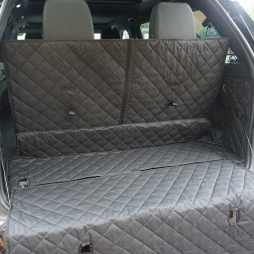 Land Rover Discovery 5 7 Seater 2020 – Present – Fully Tailored Quilted Boot Liner Category Image