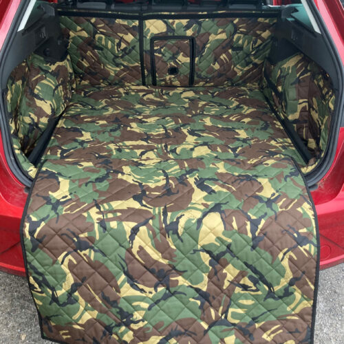 Seat Leon Tourer 2013-2020 – Fully Tailored Quilted Boot Liner Category Image