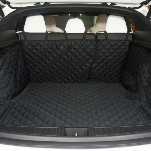 Tesla Model S 2012 – Present – Fully Tailored Quilted Boot Liner Category Image
