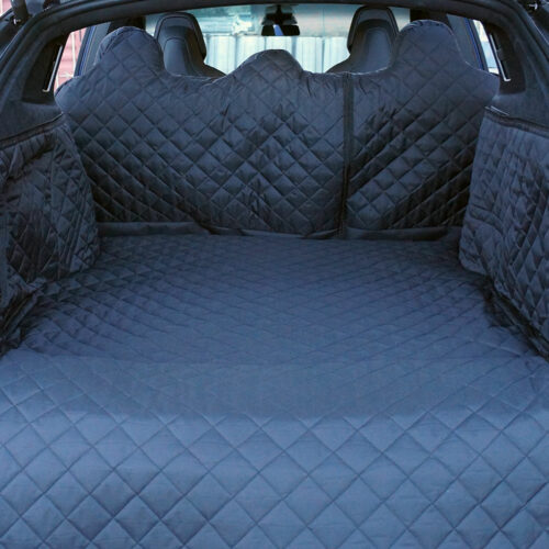 Tesla Model X 5 Seater 2016 – Present – Fully Tailored Quilted Boot Liner Category Image