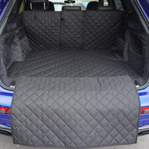 Ford Mustang Mach E 2021 – Present – Fully Tailored Quilted Boot Liner Category Image